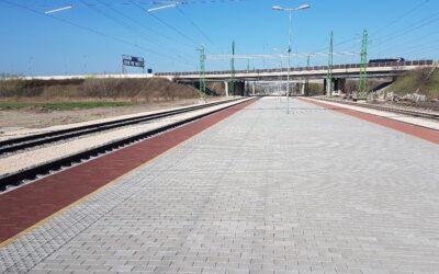 Nagytétény – Diósd railway station handed over