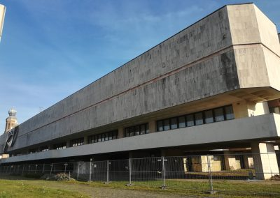 Szombathelyi Képtár rekonstrukciója