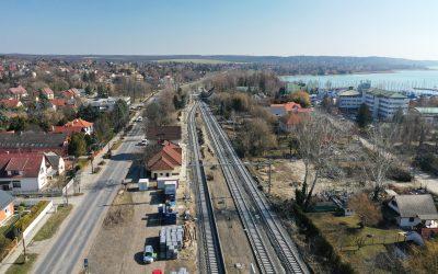 Tavaszi hajrá az észak-balatoni állomásokon